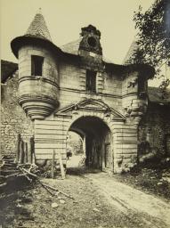 Les communs - Château de la Jaille